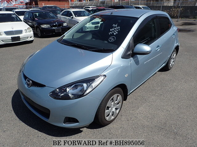 Used 2008 MAZDA DEMIO BH895056 for Sale