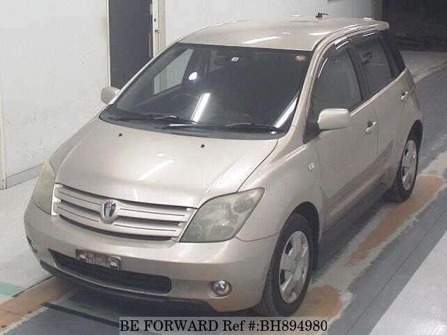 Used 2002 TOYOTA IST BH894980 for Sale