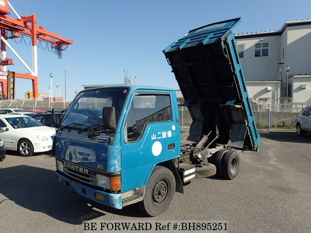 Used 1993 MITSUBISHI CANTER BH895251 for Sale