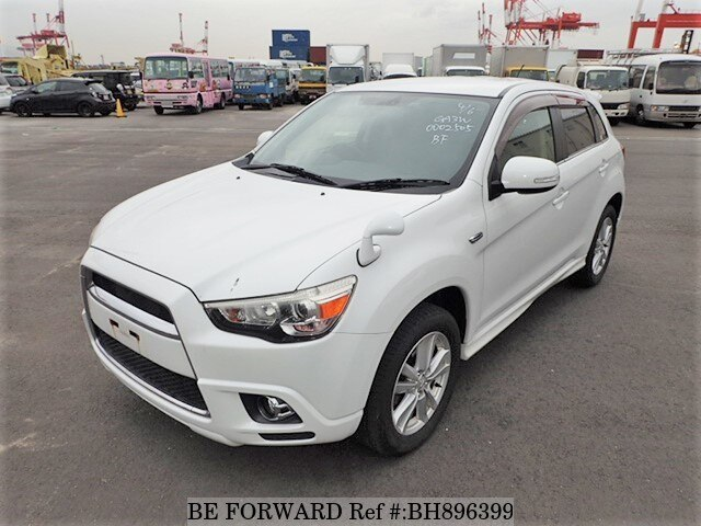Used 2010 MITSUBISHI RVR BH896399 for Sale