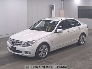 Used 2010 MERCEDES-BENZ C-CLASS BH895150 for Sale