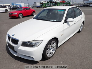 Used 2008 BMW 3 SERIES BH895151 for Sale