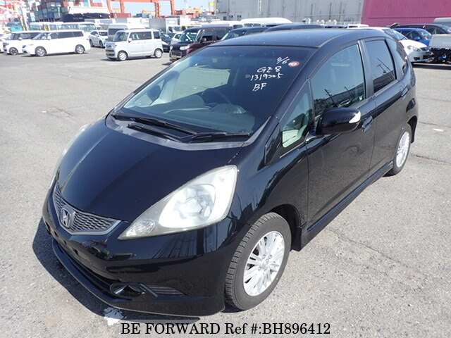 Used 2010 HONDA FIT BH896412 for Sale