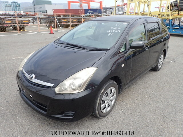 Used 2007 TOYOTA WISH BH896418 for Sale
