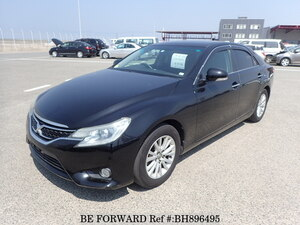 Used 2012 TOYOTA MARK X BH896495 for Sale