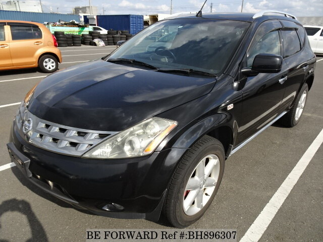 Used 2006 NISSAN MURANO BH896307 for Sale