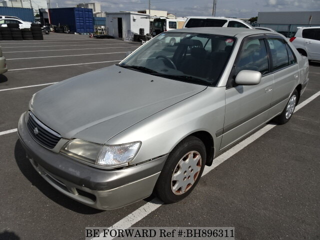 Used 2001 TOYOTA CORONA PREMIO BH896311 for Sale