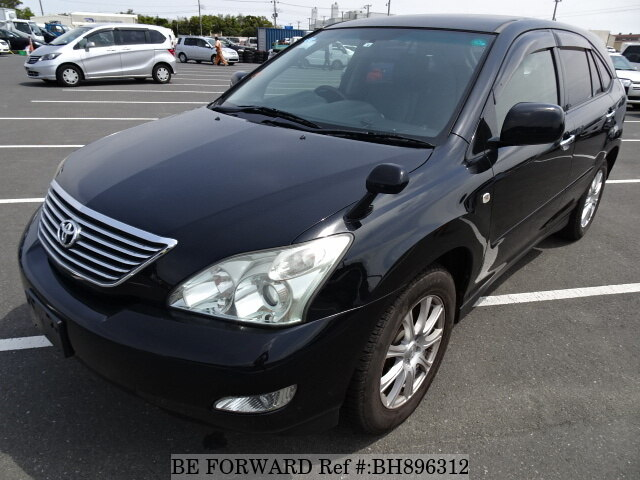 Used 2008 TOYOTA HARRIER BH896312 for Sale