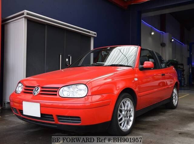 Used 2001 VOLKSWAGEN GOLF BH901957 for Sale