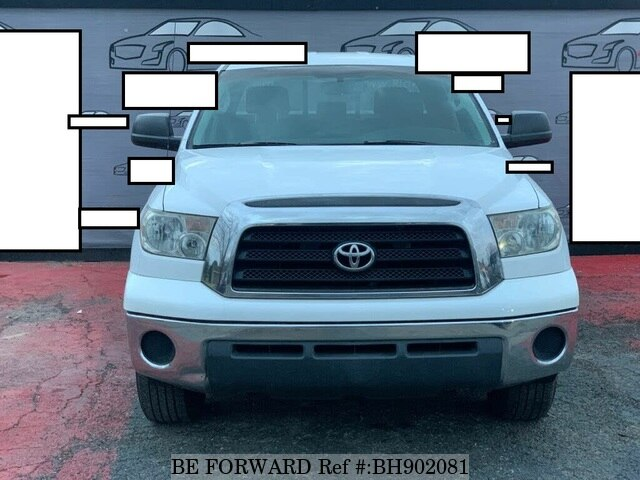 Used 2007 TOYOTA TUNDRA BH902081 for Sale