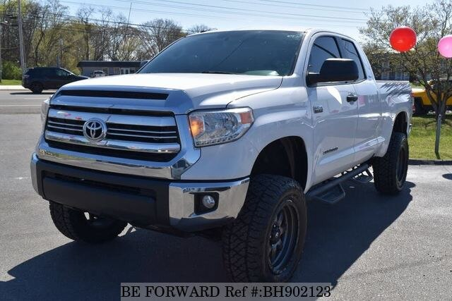 Used 2017 TOYOTA TUNDRA BH902123 for Sale