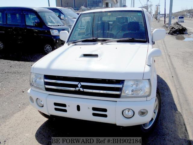 Used 2008 MITSUBISHI PAJERO MINI BH902184 for Sale