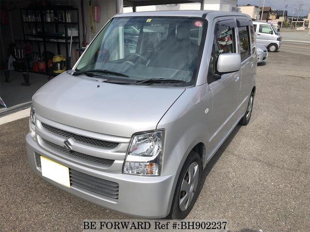 Used 2006 SUZUKI WAGON R BH902237 for Sale