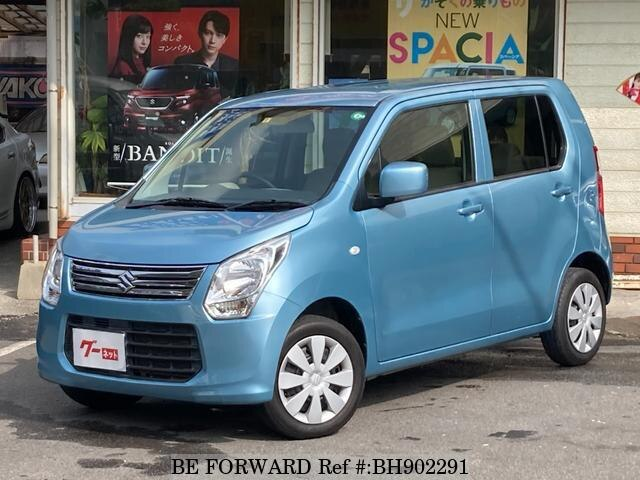 Used 2013 SUZUKI WAGON R BH902291 for Sale