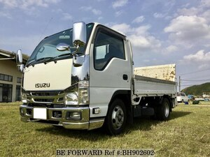 Used 2015 ISUZU ELF TRUCK BH902602 for Sale