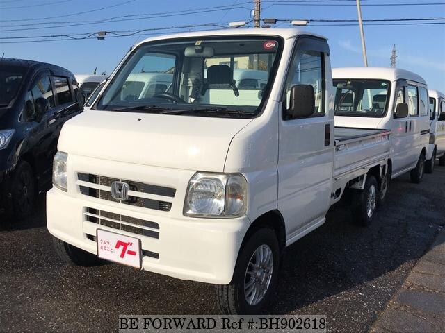 Used 2003 HONDA ACTY TRUCK BH902618 for Sale