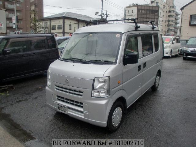 Used 2013 SUZUKI EVERY BH902710 for Sale