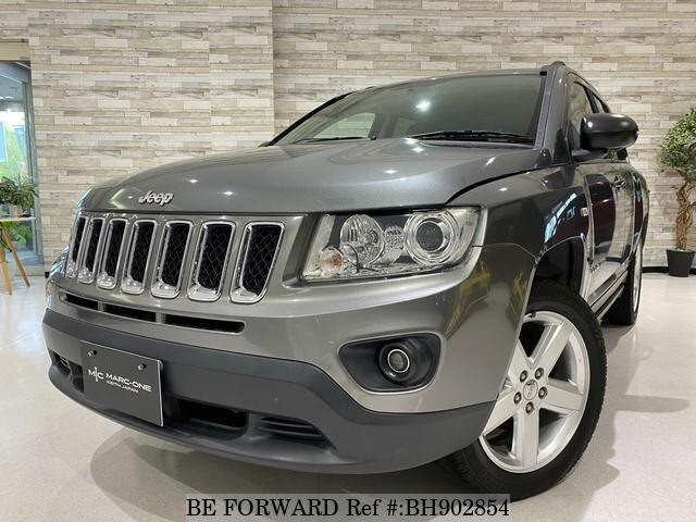Used 2012 JEEP COMPASS BH902854 for Sale