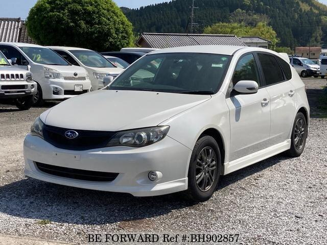 Used 2011 SUBARU IMPREZA BH902857 for Sale