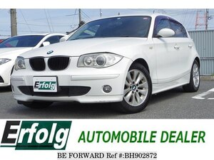 Used 2006 BMW 1 SERIES BH902872 for Sale