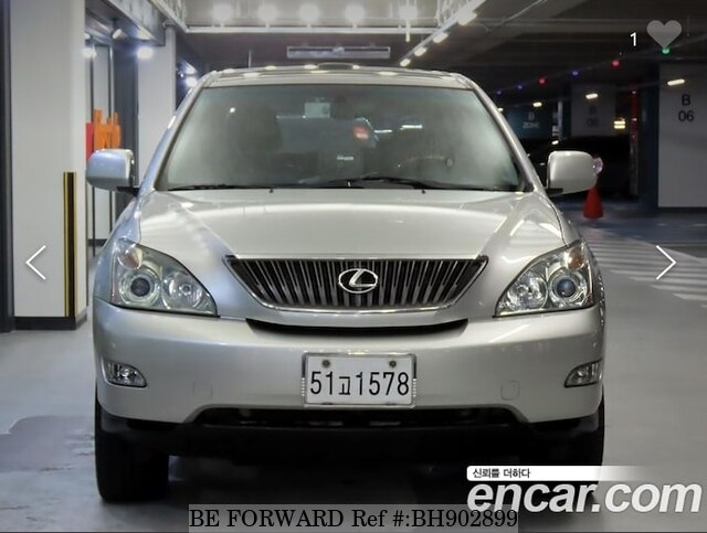 Used 2004 LEXUS RX BH902899 for Sale