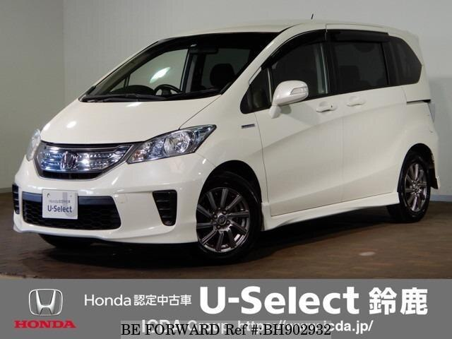 Used 2012 HONDA FREED HYBRID BH902932 for Sale