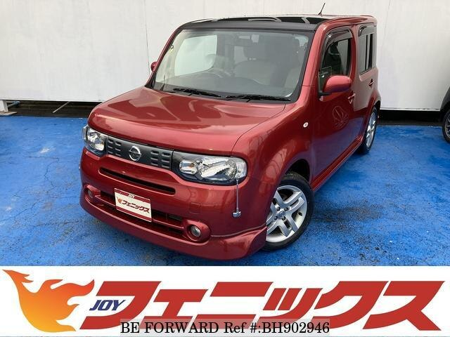 Used 2011 NISSAN CUBE BH902946 for Sale