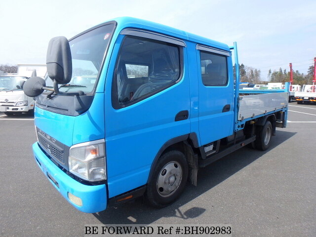 Used 2008 MITSUBISHI CANTER BH902983 for Sale