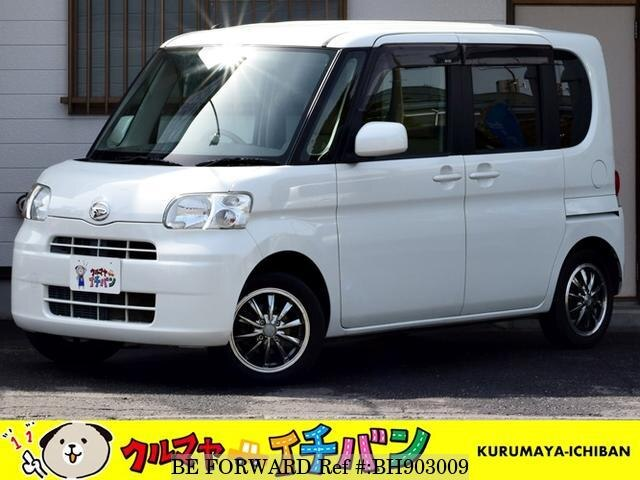 Used 2008 DAIHATSU TANTO BH903009 for Sale