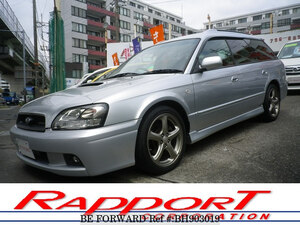 Used 2003 SUBARU LEGACY TOURING WAGON BH903019 for Sale