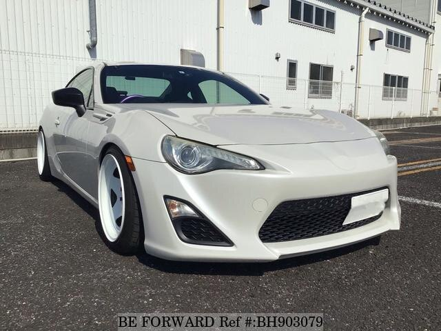 Used 2013 TOYOTA 86 BH903079 for Sale