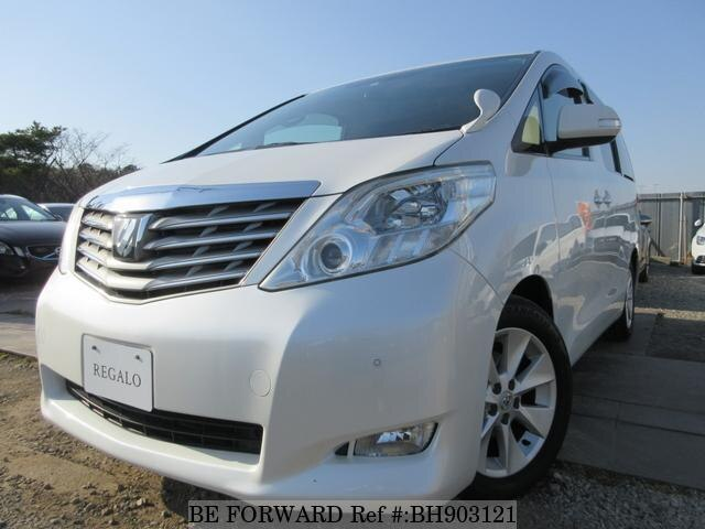 Used 2008 TOYOTA ALPHARD BH903121 for Sale