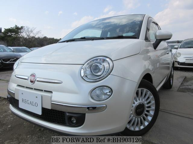 Used 2013 FIAT 500 BH903126 for Sale