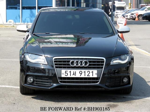 Used 2011 AUDI A4 BH903185 for Sale