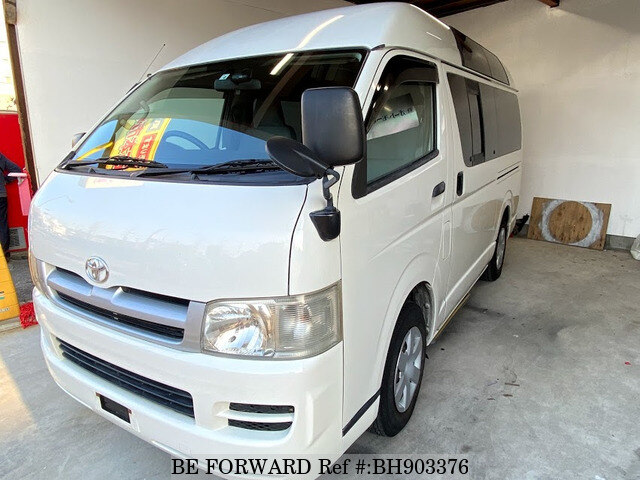 Used 2007 TOYOTA HIACE VAN BH903376 for Sale
