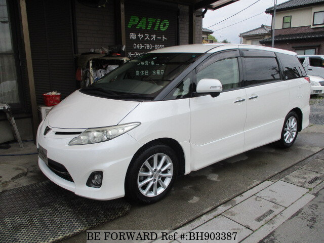 Used 2010 TOYOTA ESTIMA BH903387 for Sale