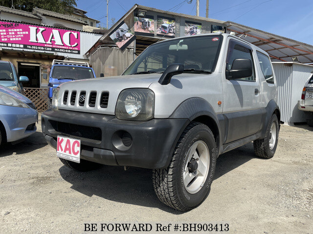 Used 1999 SUZUKI JIMNY WIDE BH903413 for Sale