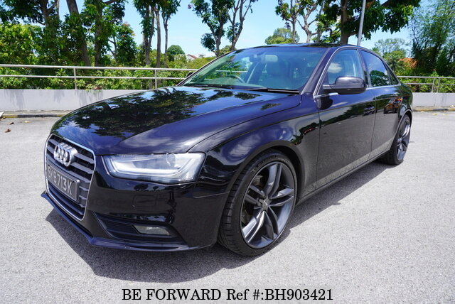 Used 2012 AUDI A4 BH903421 for Sale