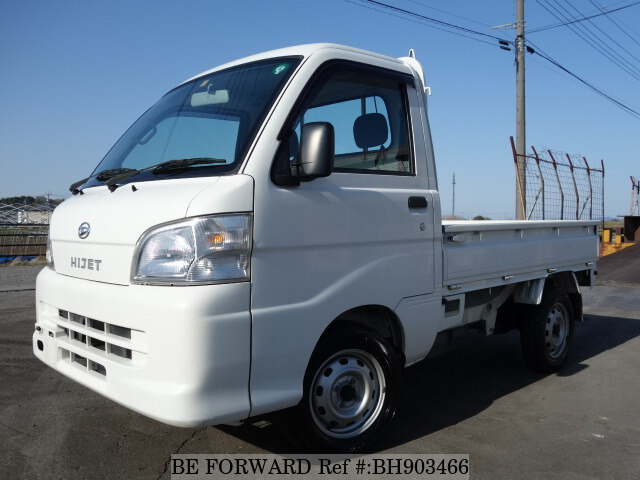 Used 2009 DAIHATSU HIJET TRUCK BH903466 for Sale