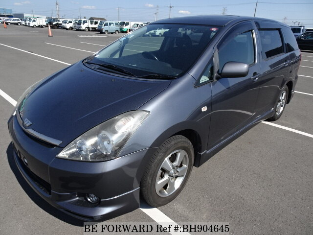 Used 2004 TOYOTA WISH BH904645 for Sale