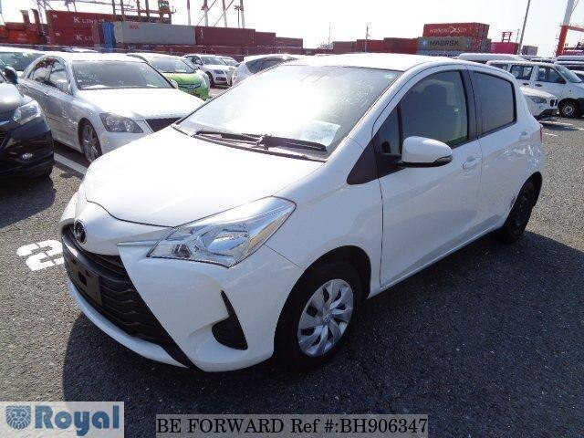 Used 2018 TOYOTA VITZ BH906347 for Sale