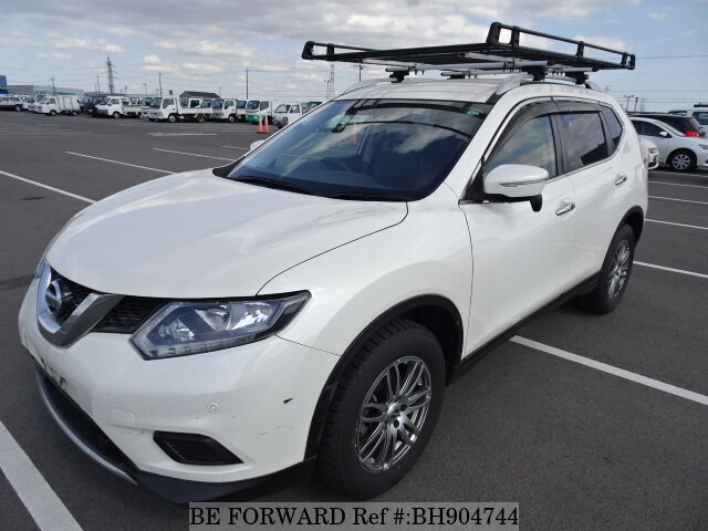 Used 2016 NISSAN X-TRAIL BH904744 for Sale