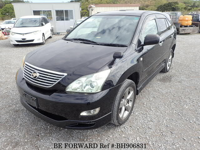 Used 2008 TOYOTA HARRIER BH906831 for Sale