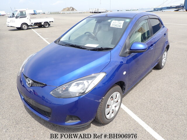 Used 2007 MAZDA DEMIO BH906976 for Sale