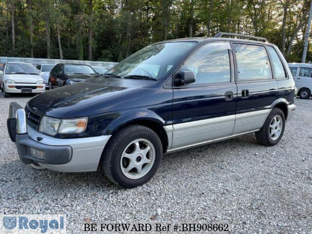Used 1996 MITSUBISHI RVR BH908662 for Sale