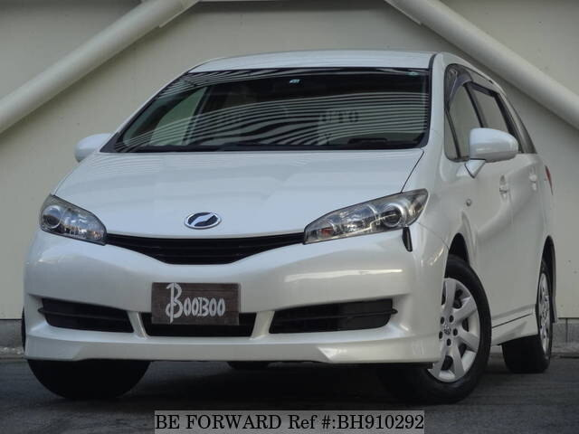 Used 2010 TOYOTA WISH BH910292 for Sale