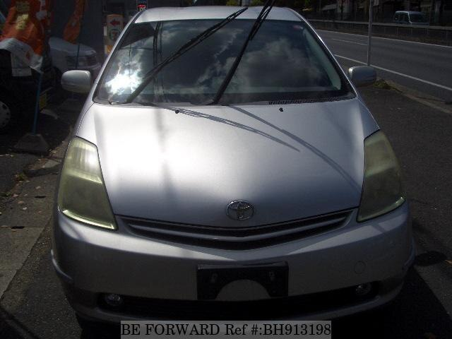Used 2004 TOYOTA PRIUS BH913198 for Sale