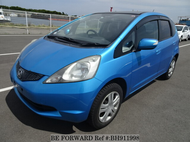 Used 2008 HONDA FIT BH911998 for Sale