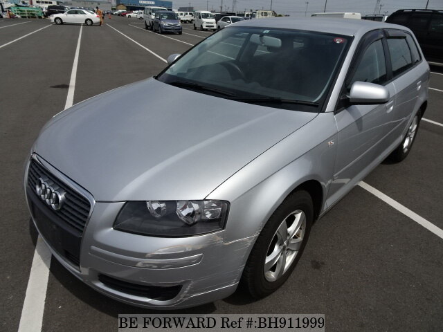 Used 2006 AUDI A3 BH911999 for Sale