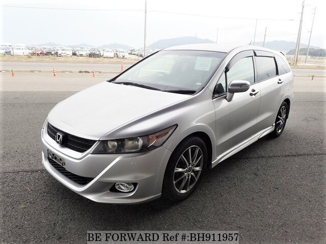 Used 2010 HONDA STREAM BH911957 for Sale